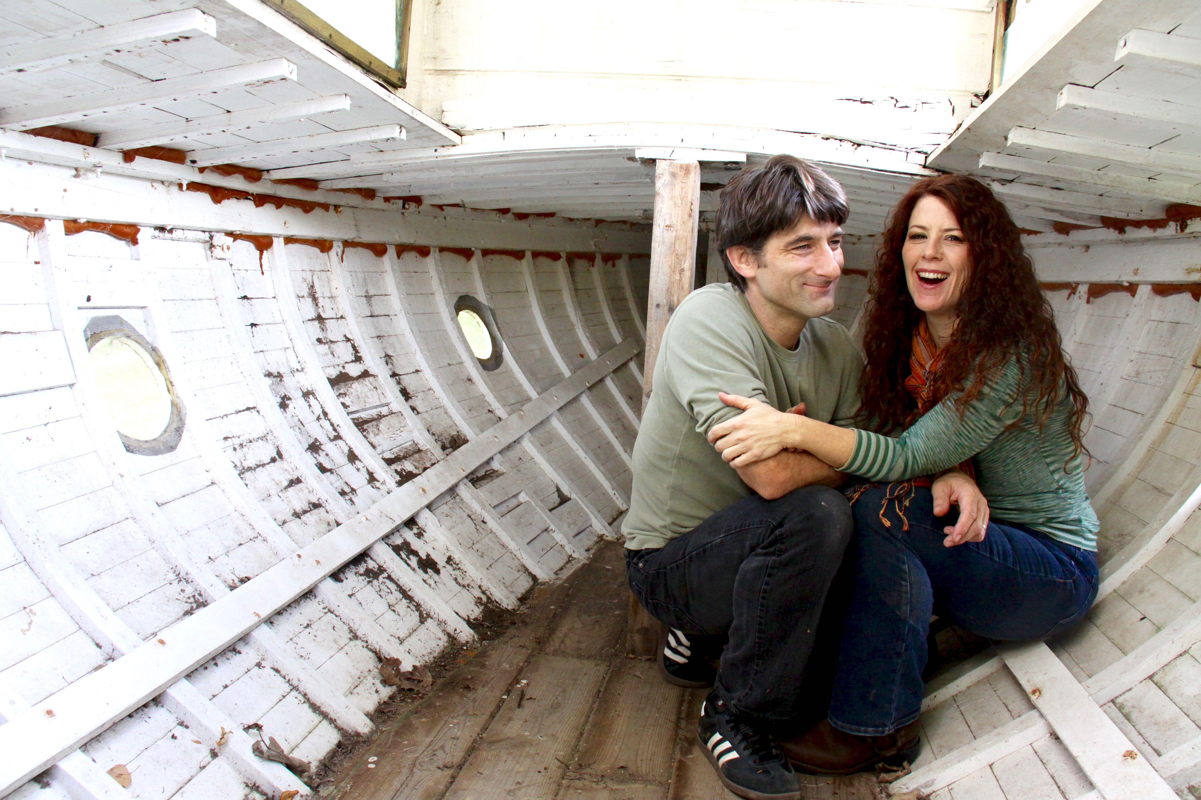 Gumption with Krista Detor & Dave Weber